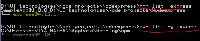 npm-list3