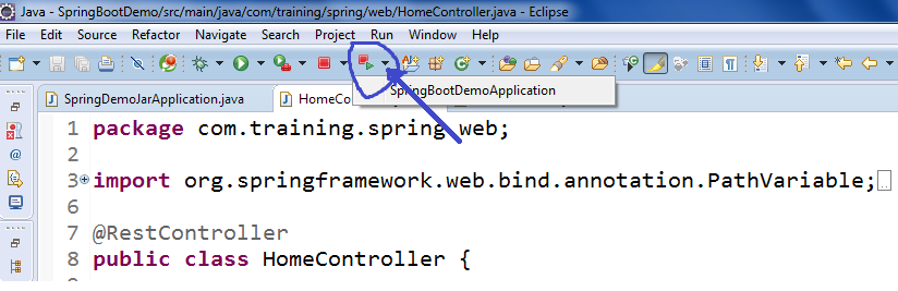 springboot-launch