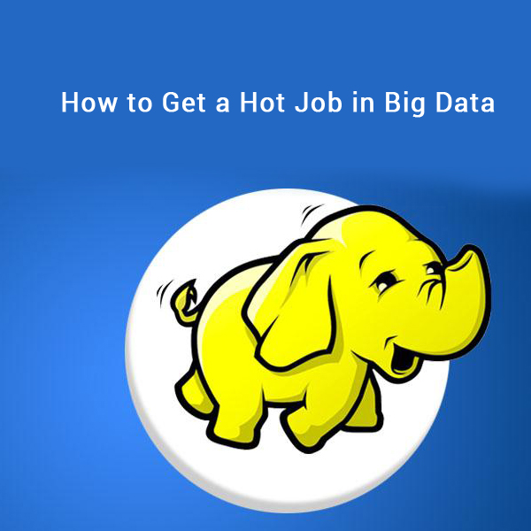 How to Get a Hot Job in Big Data
