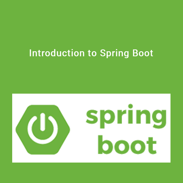 Introduction to Spring Boot