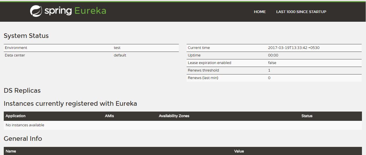 eureka-console